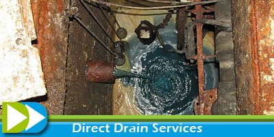 Specialist Drain Cleaning Services