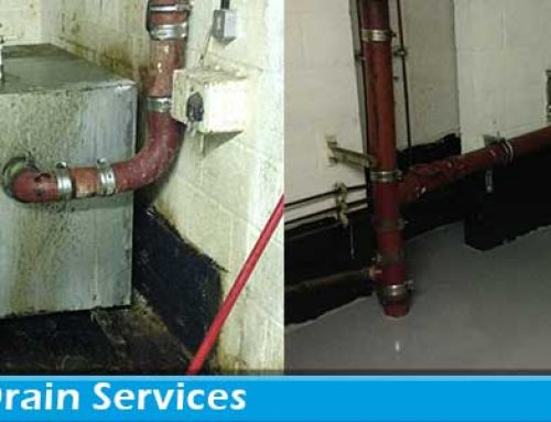 Grease Trap Blockage, Marriott Hotel, Westminster