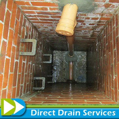 Drainage repairs in Islington